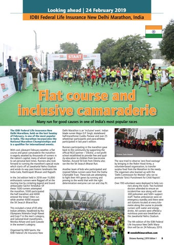 Page 9 of Flat course and inclusive camaraderie