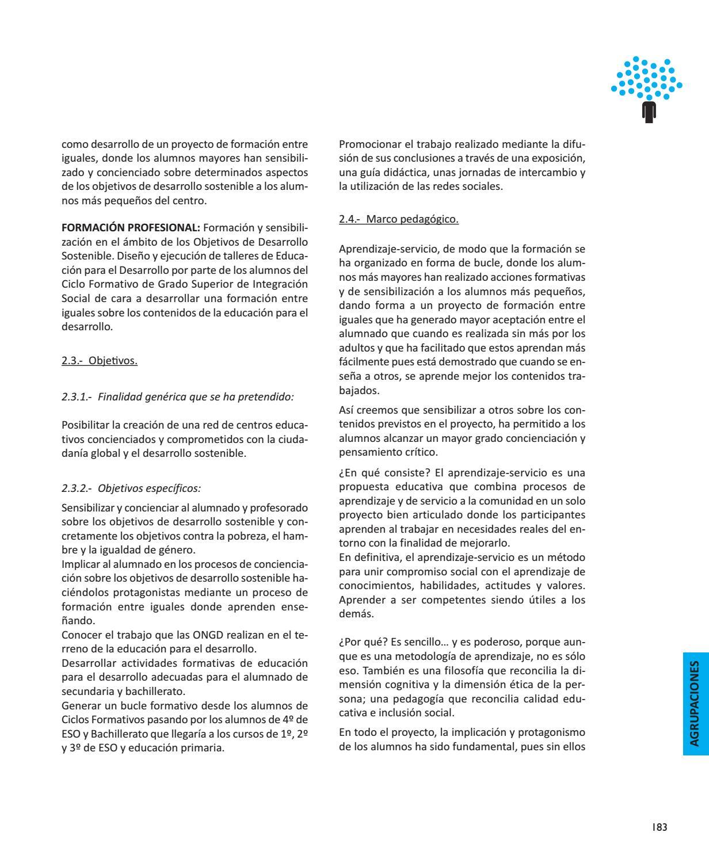Ix Premio Nacional De Educación Para El Desarrollo Vicente