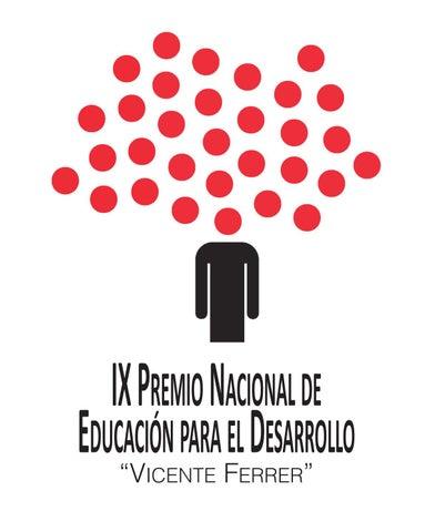 Para El Vicente By Educación Desarrollo Premio Nacional De Ferrer Ix gyvb7Yf6