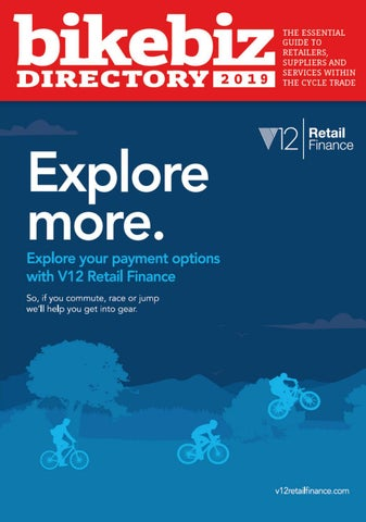 9cebb334b BikeBiz Directory 2019 by Biz Media Ltd - issuu
