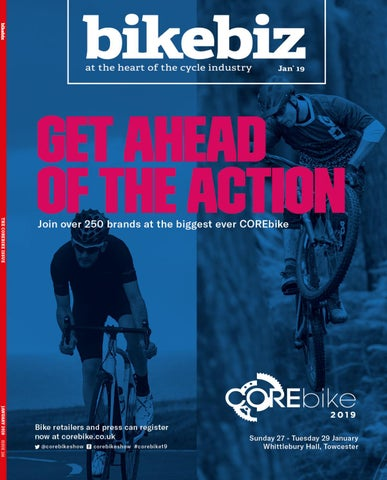 c13b5395cf0 BikeBiz January 2019 by Biz Media Ltd - issuu