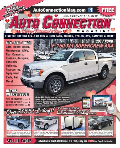 6906114d89c5 02-14-19 Auto Connection Magazine by Auto Locator and Auto ...