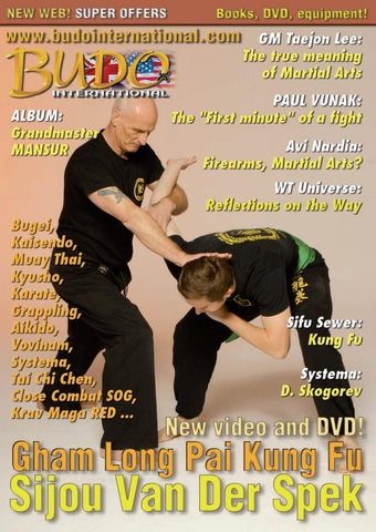 Martial Arts Magazine Budo International 375 – February 1