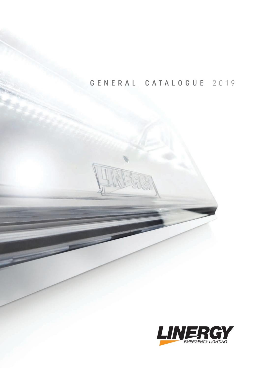 Linergy - General Catalogue 2019 by Linergy - issuu