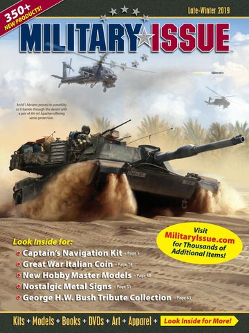 Military Issue Winter 2019 Catalog by Historic Sales - issuu