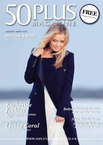 04d35f06deef2 Bolton   Bury 50 plus Magazine issue 61 by 50 Plus Magazine - issuu