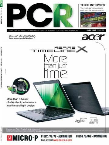 Acer TravelMate 510 Series HotKey Panel Virtual Device Update