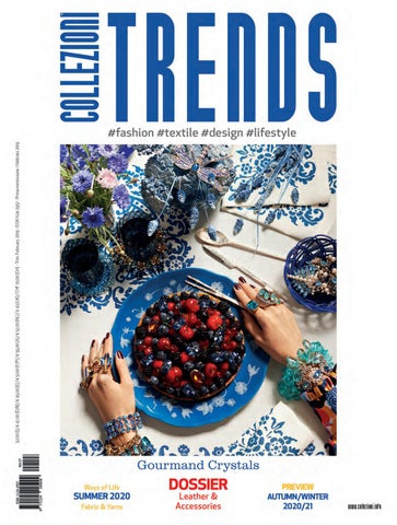 Collezioni trends 127 #s/s 2020 + preview 2020/2021 by