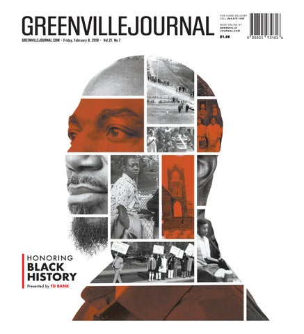 first rate 67639 04901 GREENVILLEJOURNAL GREENVILLEJOURNAL.COM • Friday, February 8, 2019 •  Vol.21, No.7
