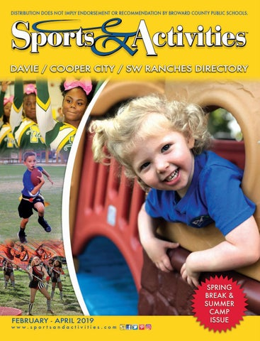 Davie / Cooper City / SW Ranches Sports & Activities