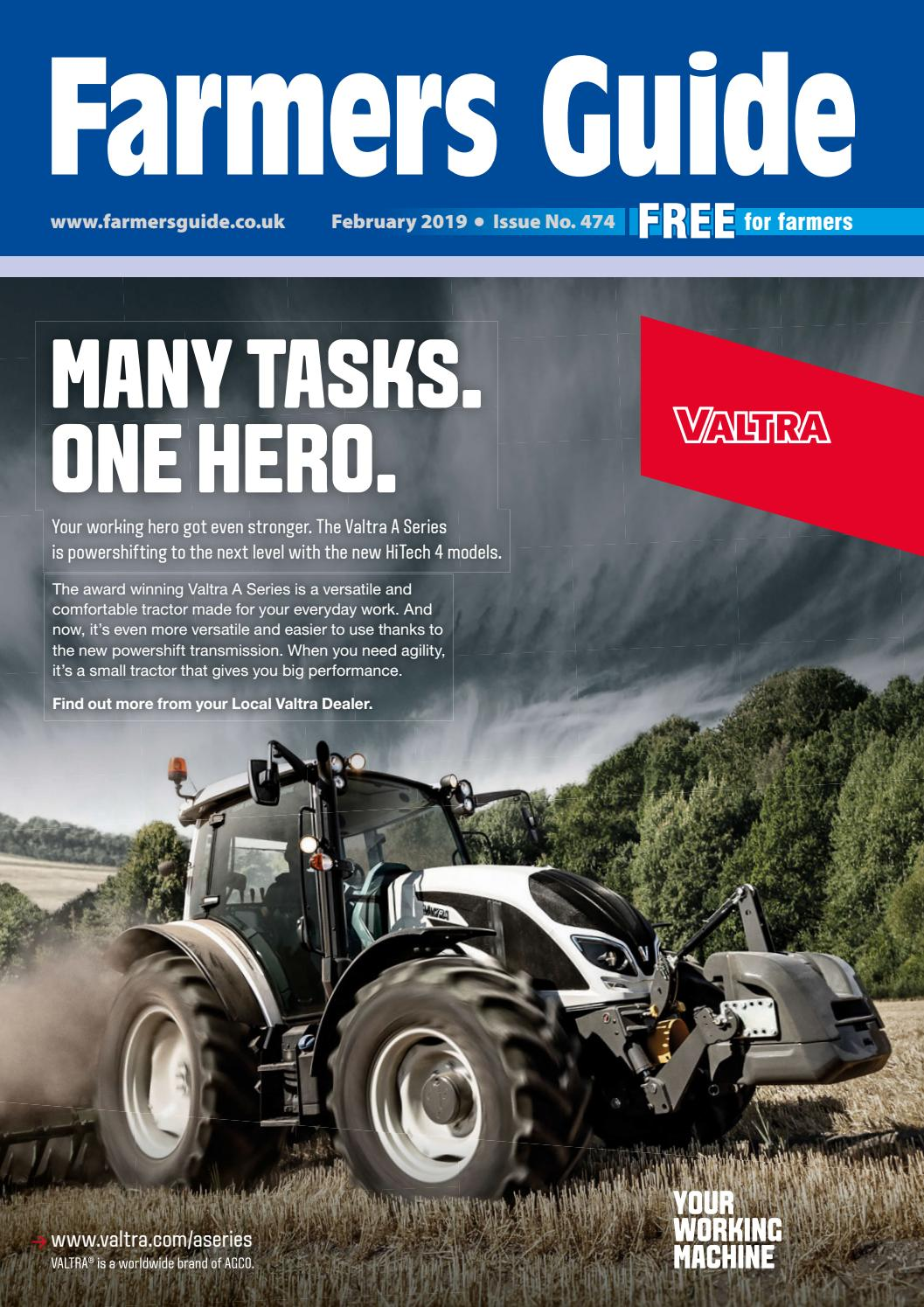 Farmers Guide February 2019 by Farmers Guide - issuu