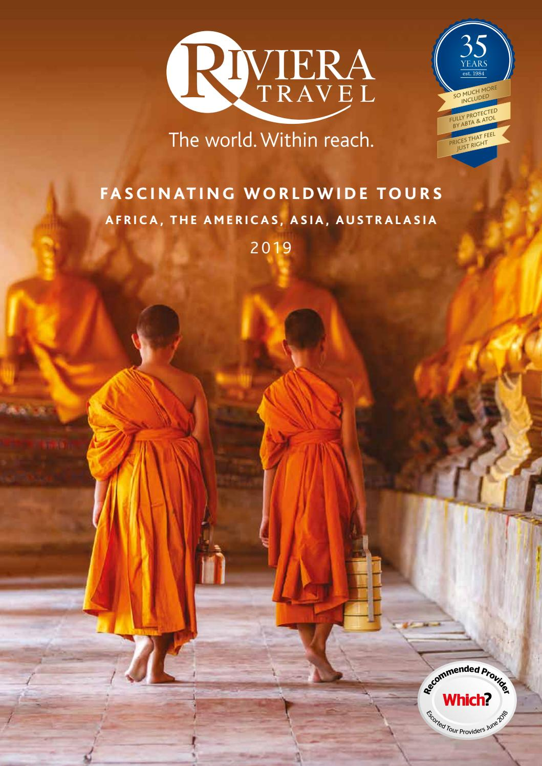a45f5436b56 Fascinating Worldwide Tours 2019 by Riviera Travel - issuu