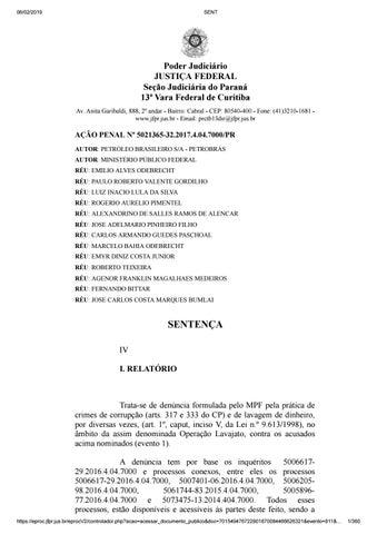 Condenação de Lula by Nicolas Iory - issuu 03102ba8d0