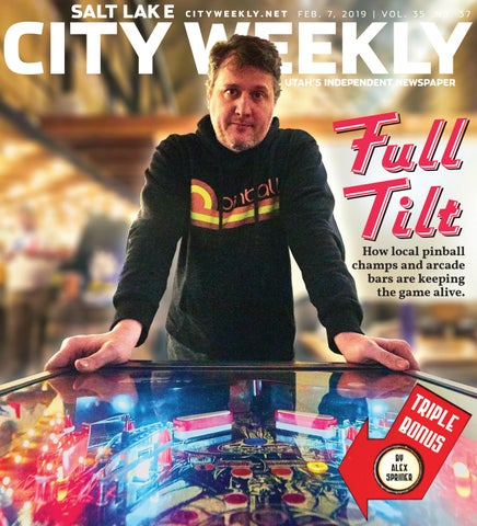 15bceb49f23c9e City Weekly February 7, 2019 by Copperfield Publishing - issuu