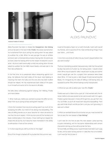 dbd1378de06e90 Trend Prive Magazine - Issue #34 by Trend Prive Magazine - issuu