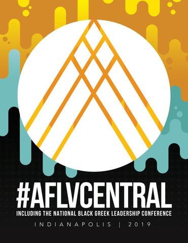 22a085a2 2019 #AFLVCentral Program Book by Association of Fraternal ...