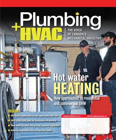 January/February 2019 by Plumbing and HVAC - issuu