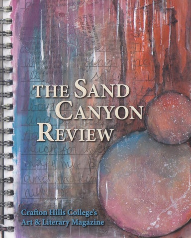 630c4ae7b996 The Sand Canyon Review by The Sand Canyon Review - issuu