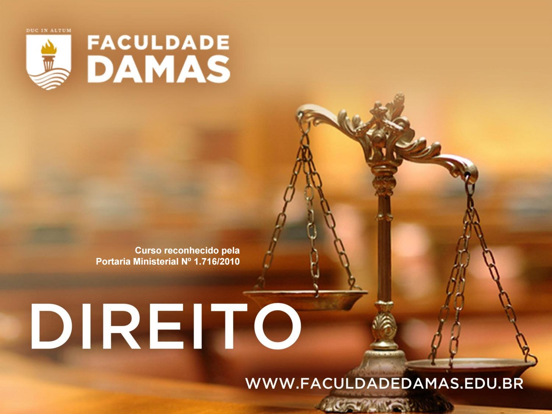 eb7749923b Direito  Notícias 2006-2018 by Faculdade Damas - issuu