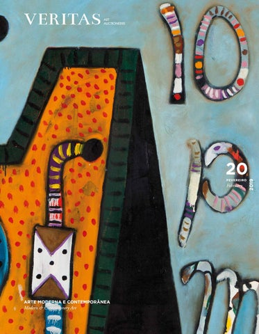 e462310068c VERITAS Art Auctioneers - Leilão Auction 80 by VERITAS Art ...