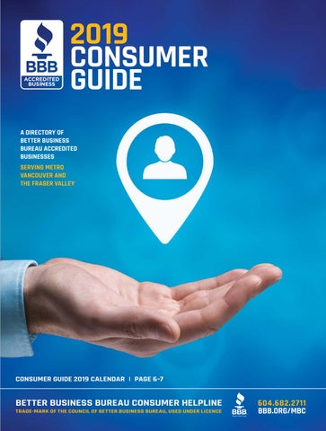 Better Business Bureau Consumer Guide 2019 By Business In Vancouver Media Group Issuu