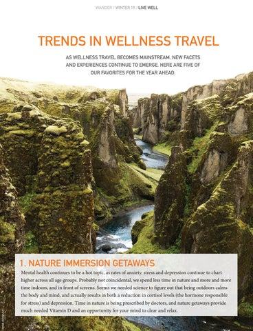 Page 10 of Trends in Wellness Travel