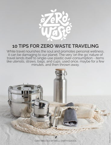 Page 20 of Zero Waste Travel Tips