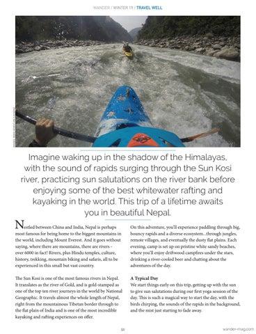 Page 51 of Saluting the Sun (Kosi River)