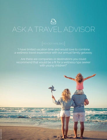 Page 58 of Wellness Travel...with Kids?