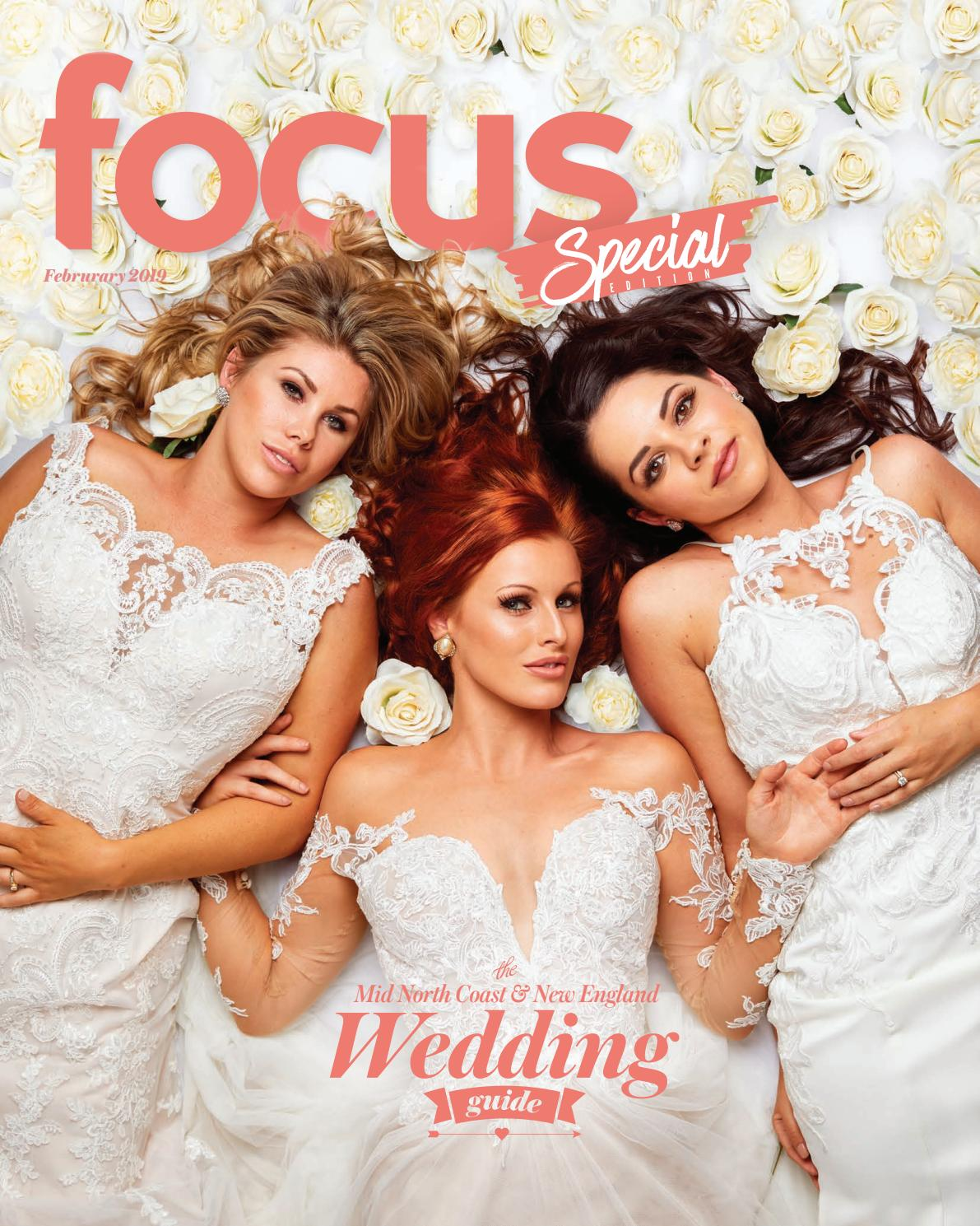Focus Mini Mag Weddings 2019 By Focus Issuu