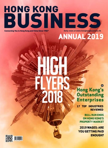 Hong Kong Business High Flyers 2019 by Charlton Media Group