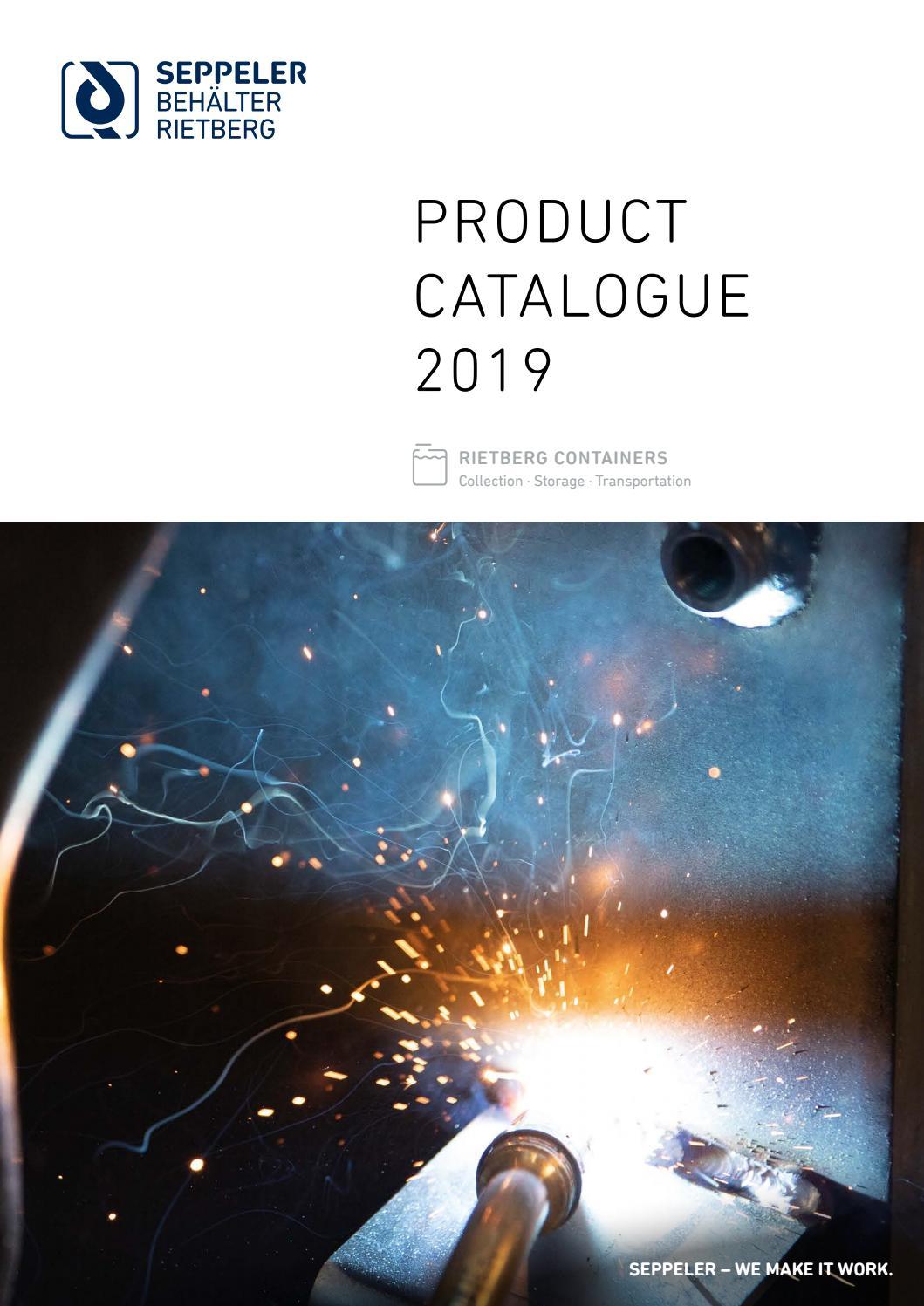 Product Catalogue 2019 by seitenweise online/offline - issuu