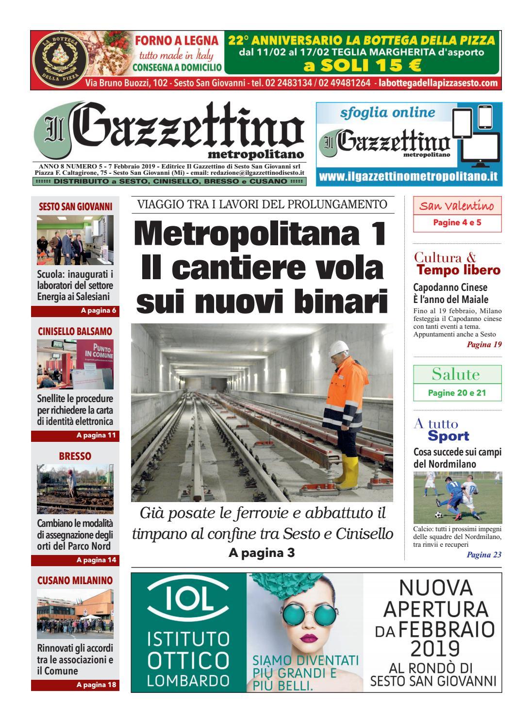 Settimanale di informazione del Nordmilano by Il Gazzettino