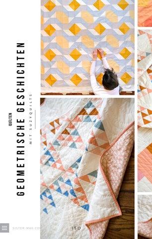 Page 150 of Quilten - Geometrische Geschichten