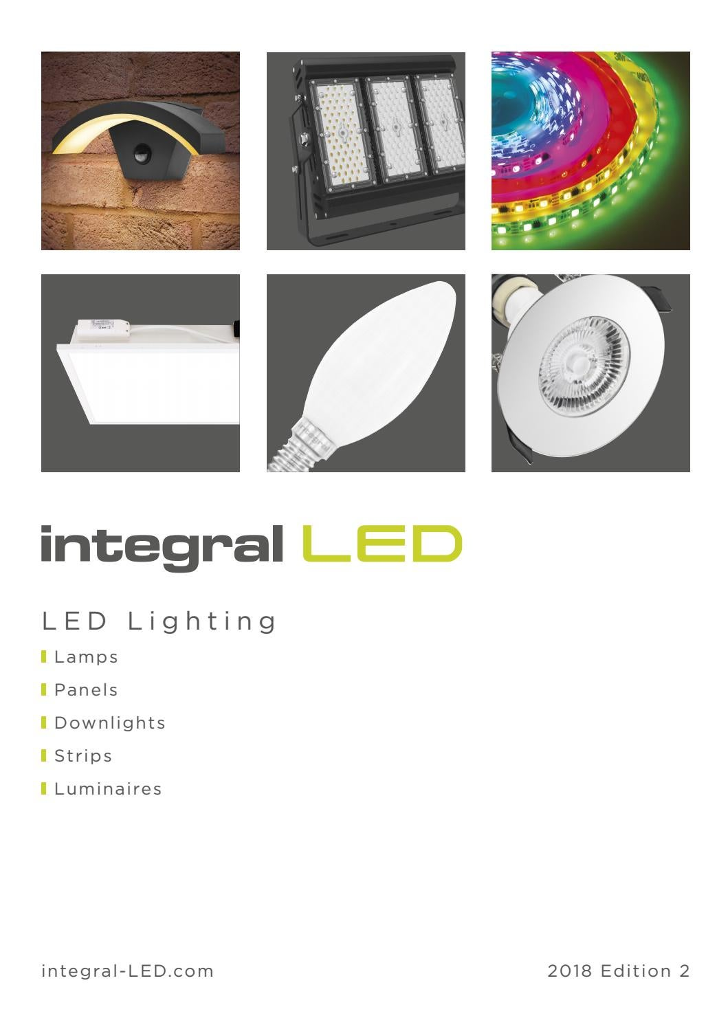 Integral led brochure by integral memory plc issuu