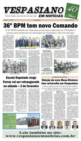 b42400301 Jornal Vespasiano em Noticias by Breno Diniz - issuu