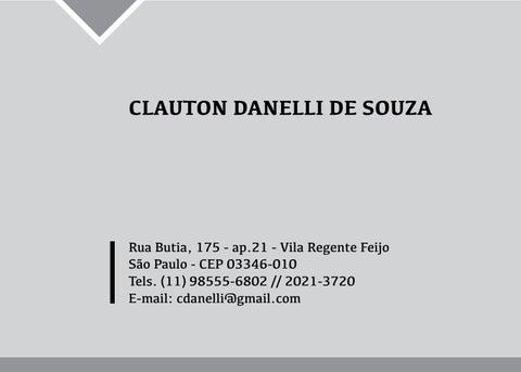 Portifolio by Clauton Danelli de Souza - issuu 3900bdd1f63c6