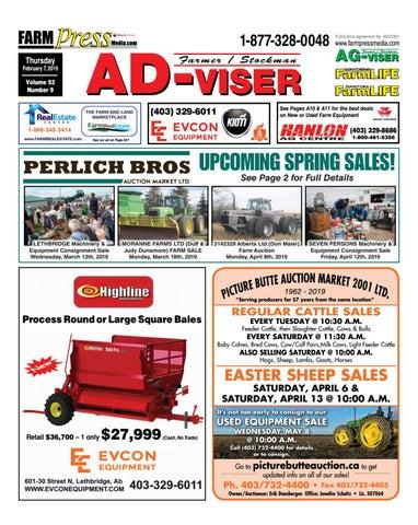 8b6d90be3 Southern Alberta Advisor, February 07, 2019 by Black Press Media ...