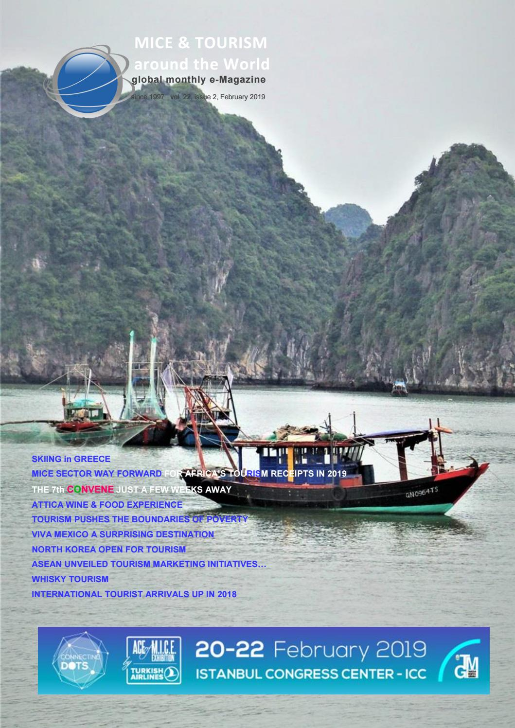 43e74eb11 February Edition by MICE & TOURISM around the World - issuu