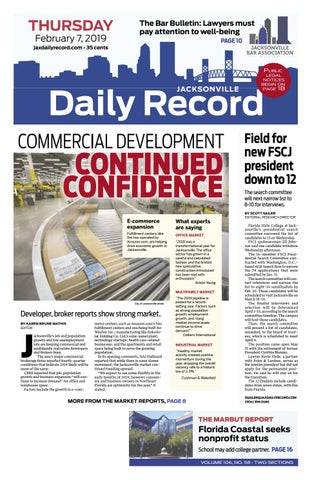 caef44e9c7ac Jacksonville Daily Record 2 7 19 by Daily Record   Observer LLC - issuu