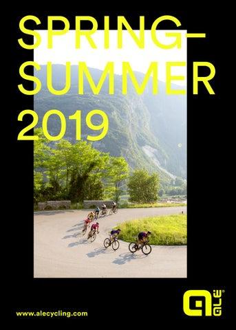 ALÉ Spring-Summer 2019 by Feryn Quality Bike Brands - issuu 59c02851a5f