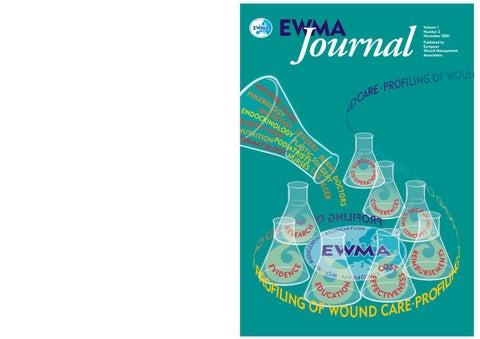 EWMA Journal November 2001 by EWMA European Wound Management