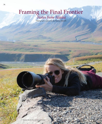 """Page 36 of Framing the Final Frontier """"My Capture"""""""