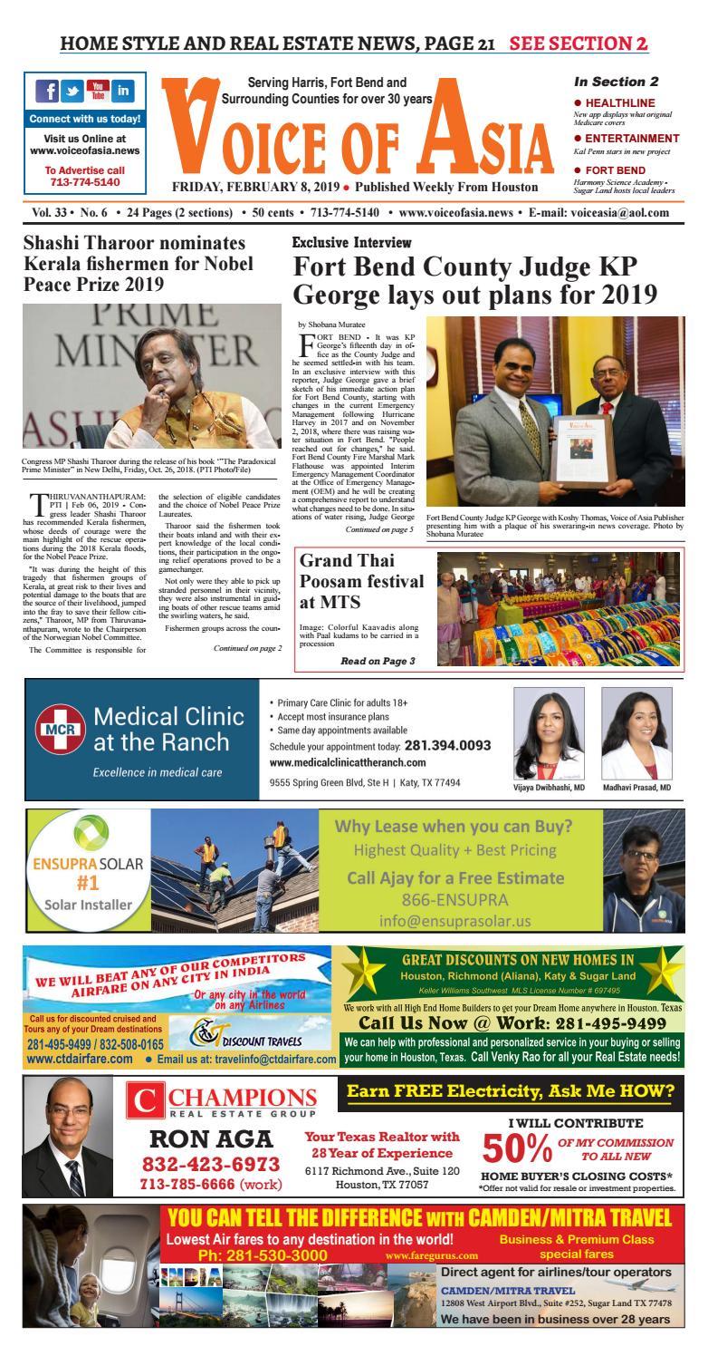 3b021edf047 Voice of Asia E-paper February 8