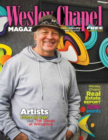 Wiregrass Calendar February 2019 Wesley Chapel Magazine February 2019 by KEM Media Group, LLC   issuu