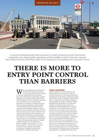 Page 31 of There is more to entry point control than barriers
