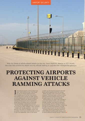 Page 35 of Protecting Airports Against Vehicle Ramming Attacks