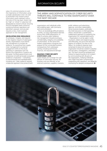 Page 45 of Building Cyber Resilience is Critical as Threats Rise