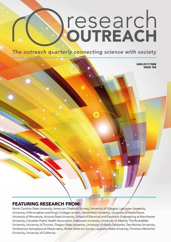 b0d70c4795f88 Research Outreach Issue 104 by Research Outreach - issuu