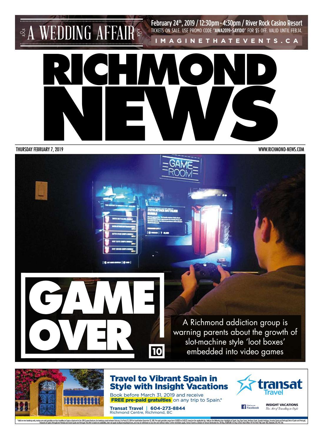 Richmond News February 7 2019 by Richmond News - issuu